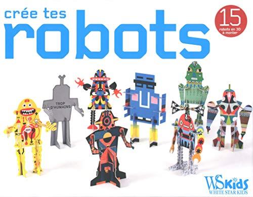 9788861126831: Crée tes robots