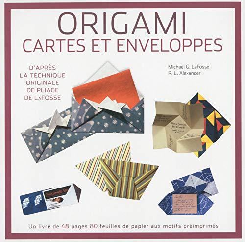 ORIGAMI - CARTES ET ENVELOPPES. COFFRET: LA FOSSE, MICHAEL G.