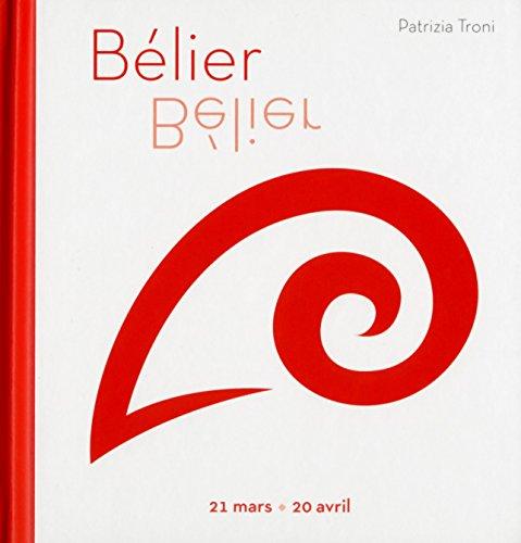 9788861127418: BELIER - SIGNES DU ZODIAQUE