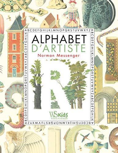 ALPHABET D'ARTISTE: MESSENGER, NORMAN