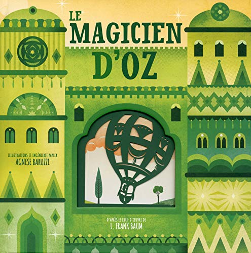 9788861128279 Le Magicien D Oz Livre Pop Up Pop Up Book