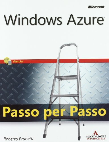 9788861143135: Windows Azure. Passo per passo