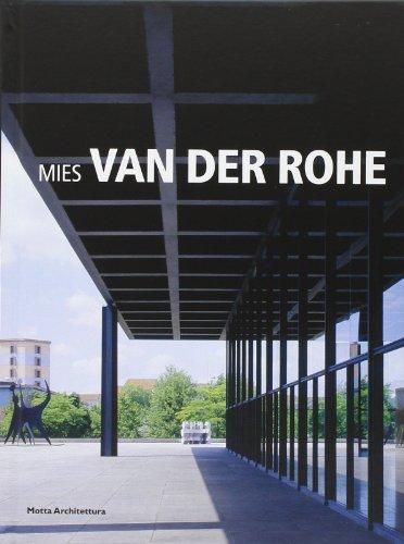 9788861160538: Mies van der Rohe