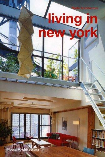 9788861161221: Living in New York (Motta Architettura)