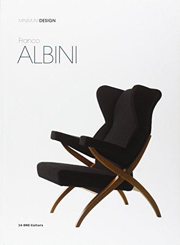 9788861161412: Franco Albini: Minimum Design