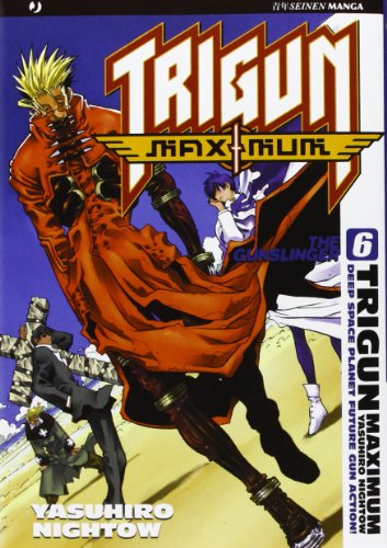 9788861232419: Trigun maximum: 6 (J-POP)