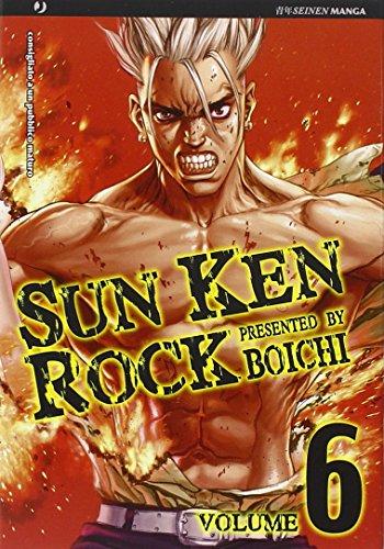 9788861233874: Sun Ken Rock (Vol. 6)