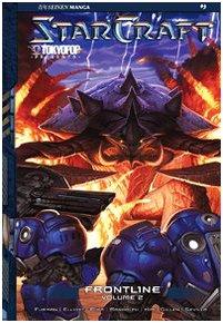 9788861234482: Starcraft. Frontline vol. 2