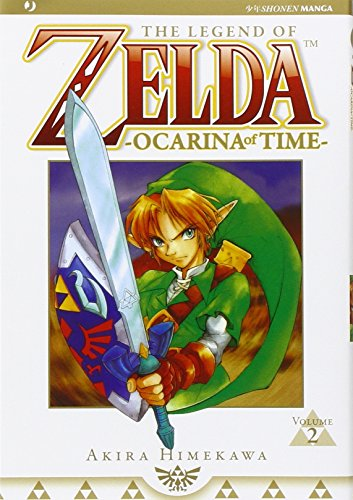 9788861236370: Ocarina of time. The legend of Zelda: 2 (J-POP)