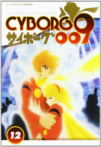 9788861237179: Cyborg 009 vol. 12