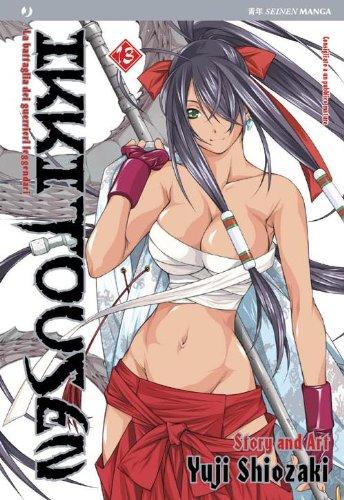 9788861238411: Ikkitousen vol. 13
