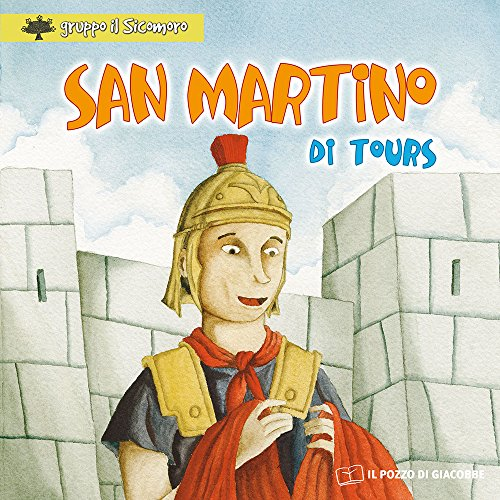 9788861240391: San Martino di Tours (Piccoli semi)