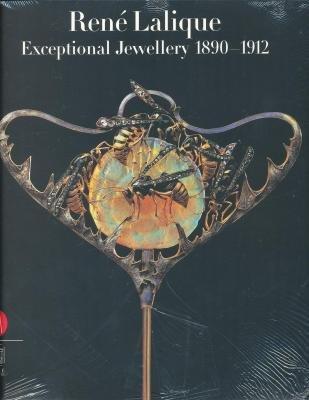 9788861300996: RENE LALIQUE: Exceptional Jewellery 1890-1912