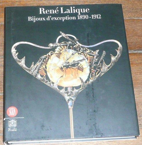 9788861301214: René Lalique : Bijoux d'exception 1890-1912