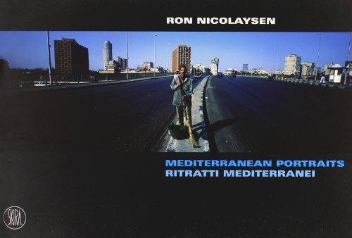 Ritratti mediterranei. Ediz. italiana e inglese: Ronald Nicolaysen