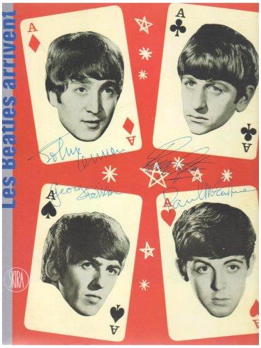 9788861304833: Les Beatles arrivent : Histoires d'une g�n�ration, �dition bilingue fran�ais-italien