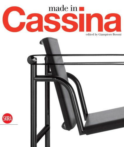 9788861306448: Made in Cassina