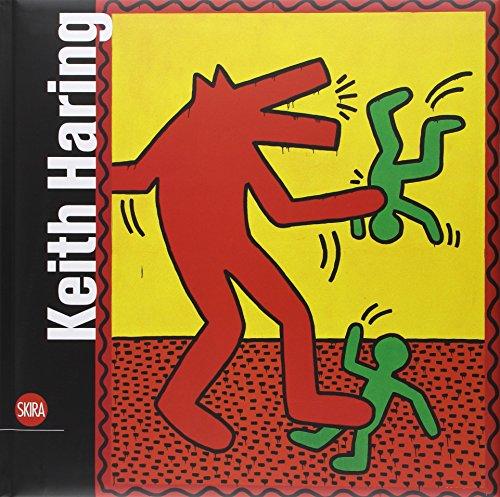 KEITH HARING. CATALOGUE DE L'EXPOSITION DE LYON 2008: COLLECTIF