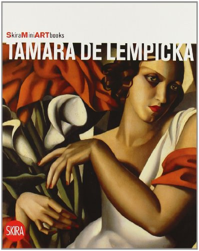 9788861307124: Tamara de Lempicka. Ediz. illustrata (Mini artbooks)