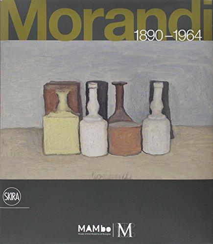 9788861307179: Giorgio Morandi 1890-1964 (Arte moderna. Cataloghi)