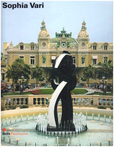 """""""Sophia Vari, oeuvres récentes ; catalogue de l'exposition à Monte-Carlo&..."""