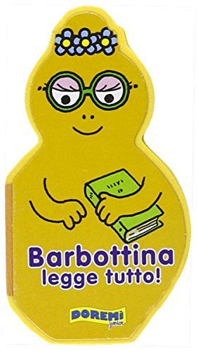 9788861423183: Barbottina legge tutto! La famiglia Barbapapà. Ediz. illustrata