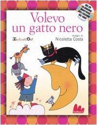 9788861450240: Gallucci: Volevo UN Gatto Nero + CD (Italian Edition)