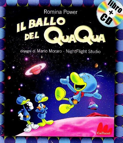 9788861450790 Gallucci Il Ballo Del Qua Qua Cd Small Board Book