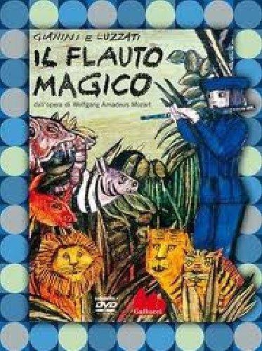 9788861451827: Il flauto magico. DVD. Con libro
