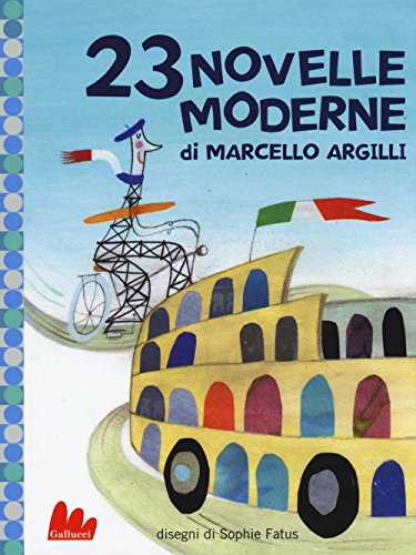 23 novelle moderne: Argilli, Marcello