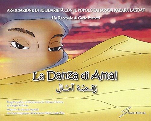 9788861554832: La danza di Amal. Con CD Audio