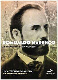 9788861580299: Romualdo Marenco. La riscoperta di un pioniere (Album)
