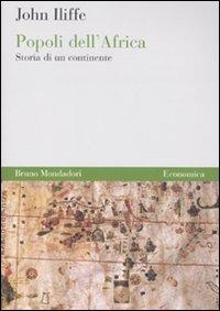 9788861594098: Popoli dell'Africa. Storia di un continente
