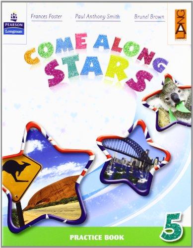 9788861610989: Come along stars. Practice book. Per la Scuola elementare [Lingua inglese]: 5