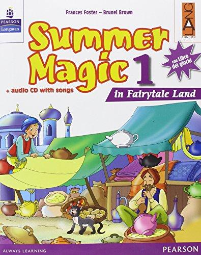 9788861611887: Summer magic. Per la 1ª classe elementare. Con CD Audio