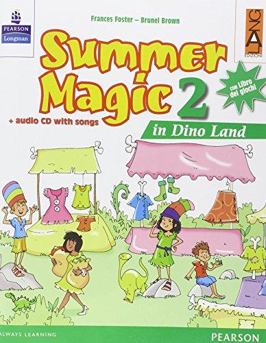 9788861611894: Summer magic. Con CD Audio. Per la 2ª classe elementare