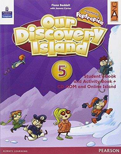 9788861612075: Our discovery island. Per la Scuola elementare. Con e-book. Con espansione online (Vol. 5)