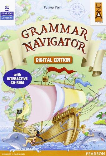 9788861613034: GRAMMAR NAVIGATOR DIGITAL EDITION +CDROM