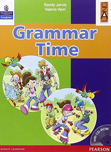 9788861614673: Grammar time. Con e-book. Con espansione online. Per la Scuola elementare [Lingua inglese]
