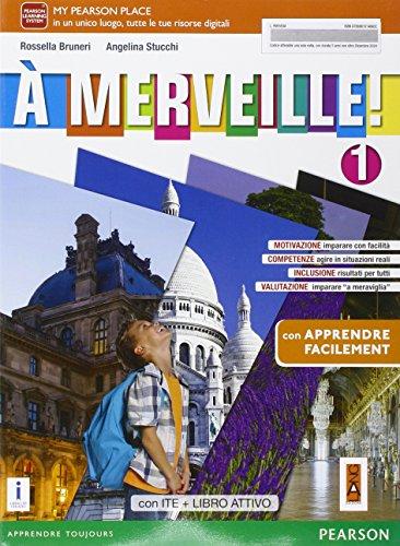 9788861615632: A merveille! Facile. Per la Scuola media. Con e-book. Con espansione online (Vol. 1)