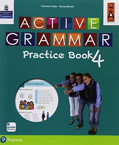 9788861616066: Active grammar. Practice book. Per la 4ª classe elementare. Con e-book. Con espansione online