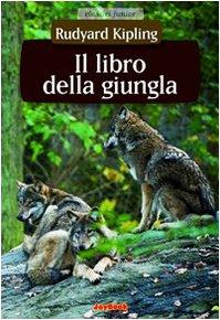 9788861758230: Il libro della giungla (Classici junior)