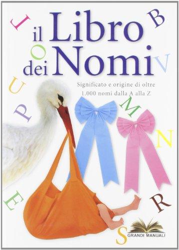 Il libro dei nomi (Paperback): Elena Parodi