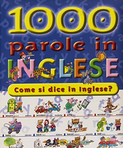 Mille parole in inglese