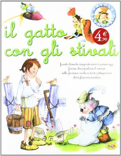 9788861771734: Il gatto con gli stivali. Ediz. illustrata