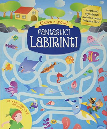 9788861775428: Fantastici Labirinti