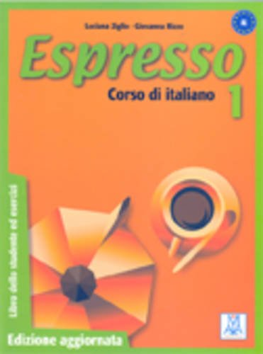 9788861820531: Espresso: Libro Dello Studente Ed Esercizi 1 - Edizione Aggiornata (Italian Edition)