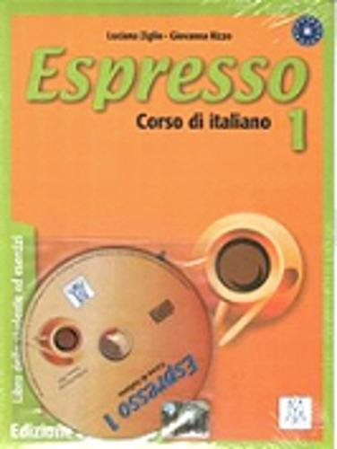 9788861820548: Espresso 1 Student Book with CD