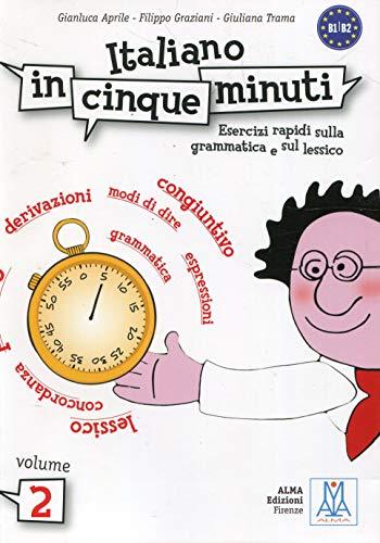 9788861820791: Italiano in cinque minuti: 2