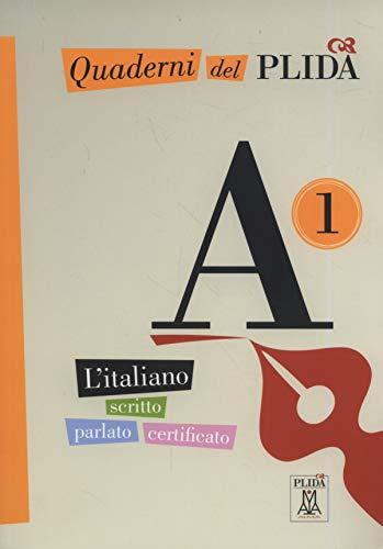 9788861821149: Quaderni del PLIDA. A1. Con CD Audio